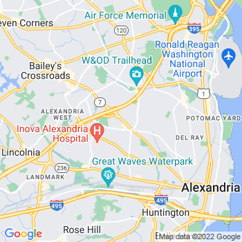 22302 Alexandria,VA- map, population, zip codes, coutnies, area codes, time zones, households, income, news, weather, metro areas, local time at localistica.com