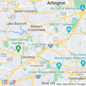 22311 Alexandria,VA- map, population, zip codes, coutnies, area codes, time zones, households, income, news, weather, metro areas, local time at localistica.com