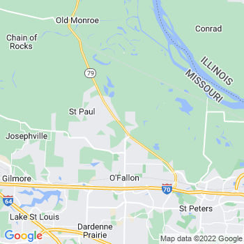 O Fallon,mo- map, population, zip codes, coutnies, area codes, time zones, households, income, news, weather, metro areas, local time at localistica.com