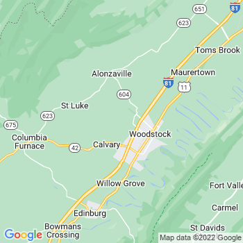 Woodstock,va- map, population, zip codes, coutnies, area codes, time zones, households, income, news, weather, metro areas, local time at localistica.com