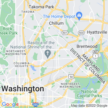 20017 Washington,DC- map, population, zip codes, coutnies, area codes, time zones, households, income, news, weather, metro areas, local time at localistica.com