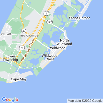 Wildwood,nj- map, population, zip codes, coutnies, area codes, time zones, households, income, news, weather, metro areas, local time at localistica.com