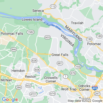 Great Falls,va- map, population, zip codes, coutnies, area codes, time zones, households, income, news, weather, metro areas, local time at localistica.com