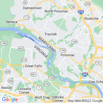 Potomac,md- map, population, zip codes, coutnies, area codes, time zones, households, income, news, weather, metro areas, local time at localistica.com