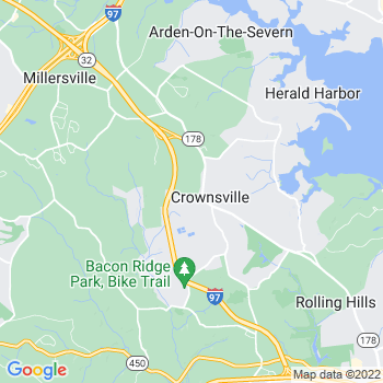 21032 Crownsville,MD- map, population, zip codes, coutnies, area codes, time zones, households, income, news, weather, metro areas, local time at localistica.com