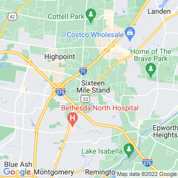 45249 Cincinnati,OH- map, population, zip codes, coutnies, area codes, time zones, households, income, news, weather, metro areas, local time at localistica.com