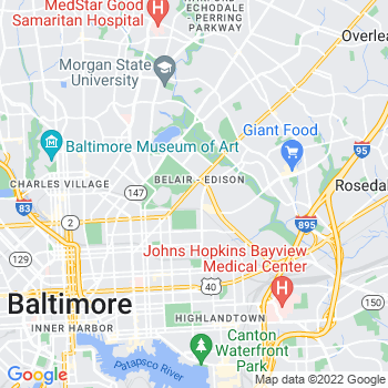 21213 Baltimore,MD- map, population, zip codes, coutnies, area codes, time zones, households, income, news, weather, metro areas, local time at localistica.com