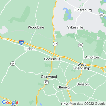 Cooksville,md- map, population, zip codes, coutnies, area codes, time zones, households, income, news, weather, metro areas, local time at localistica.com