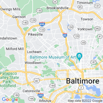 Baltimore,md- map, population, zip codes, coutnies, area codes, time zones, households, income, news, weather, metro areas, local time at localistica.com