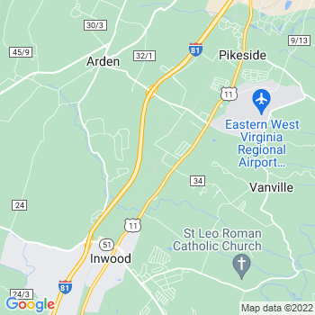 25428 Inwood,WV- map, population, zip codes, coutnies, area codes, time zones, households, income, news, weather, metro areas, local time at localistica.com