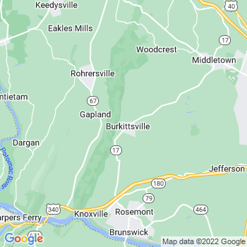 Burkittsville,md- map, population, zip codes, coutnies, area codes, time zones, households, income, news, weather, metro areas, local time at localistica.com