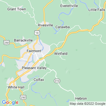 Fairmont,wv- map, population, zip codes, coutnies, area codes, time zones, households, income, news, weather, metro areas, local time at localistica.com