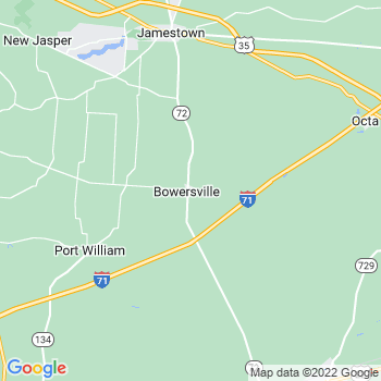 Bowersville,oh- map, population, zip codes, coutnies, area codes, time zones, households, income, news, weather, metro areas, local time at localistica.com