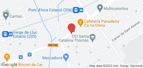 Av. Antonio Maura 6, 07141 Pont d'Inca (Marratxi), Mallorca, España