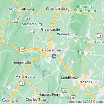 Hagerstown Martinsburg, MD WV- map, population, zip codes, coutnies, area codes, time zones, households, income, news, weather, metro areas, local time at localistica.com