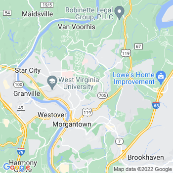 26505 Morgantown,WV- map, population, zip codes, coutnies, area codes, time zones, households, income, news, weather, metro areas, local time at localistica.com
