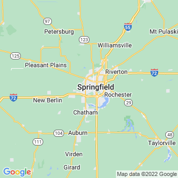 Springfield, IL- map, population, zip codes, coutnies, area codes, time zones, households, income, news, weather, metro areas, local time at localistica.com