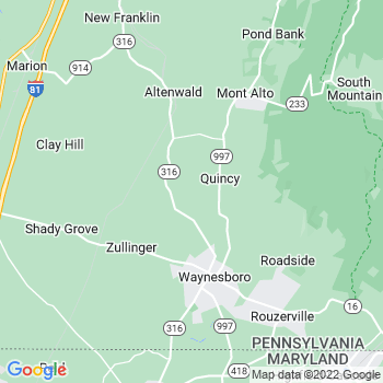 Waynesboro,pa- map, population, zip codes, coutnies, area codes, time zones, households, income, news, weather, metro areas, local time at localistica.com