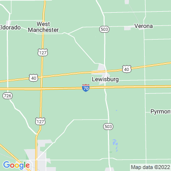 Lewisburg,oh- map, population, zip codes, coutnies, area codes, time zones, households, income, news, weather, metro areas, local time at localistica.com
