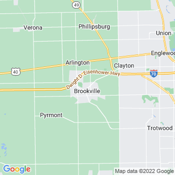 Brookville,oh- map, population, zip codes, coutnies, area codes, time zones, households, income, news, weather, metro areas, local time at localistica.com