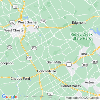 Cheyney,pa- map, population, zip codes, coutnies, area codes, time zones, households, income, news, weather, metro areas, local time at localistica.com