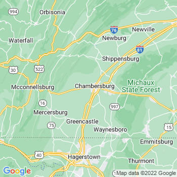 Chambersburg, PA- map, population, zip codes, coutnies, area codes, time zones, households, income, news, weather, metro areas, local time at localistica.com