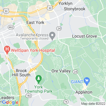 17402 York,PA- map, population, zip codes, coutnies, area codes, time zones, households, income, news, weather, metro areas, local time at localistica.com