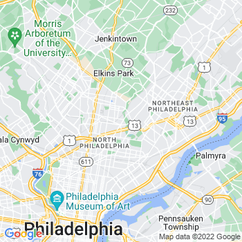 Philadelphia,pa- map, population, zip codes, coutnies, area codes, time zones, households, income, news, weather, metro areas, local time at localistica.com