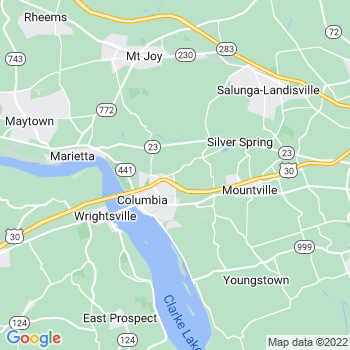 Columbia,pa- map, population, zip codes, coutnies, area codes, time zones, households, income, news, weather, metro areas, local time at localistica.com