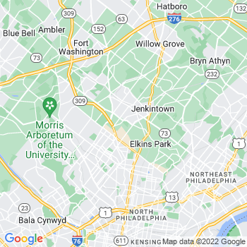 Wyncote,pa- map, population, zip codes, coutnies, area codes, time zones, households, income, news, weather, metro areas, local time at localistica.com