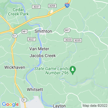 15448 Jacobs Creek,PA- map, population, zip codes, coutnies, area codes, time zones, households, income, news, weather, metro areas, local time at localistica.com