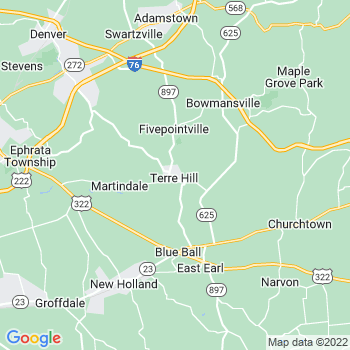 Terre Hill,pa- map, population, zip codes, coutnies, area codes, time zones, households, income, news, weather, metro areas, local time at localistica.com