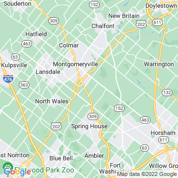 Montgomeryville,pa- map, population, zip codes, coutnies, area codes, time zones, households, income, news, weather, metro areas, local time at localistica.com