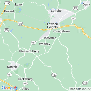 Whitney,pa- map, population, zip codes, coutnies, area codes, time zones, households, income, news, weather, metro areas, local time at localistica.com