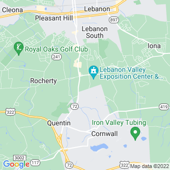 17042 Lebanon,PA- map, population, zip codes, coutnies, area codes, time zones, households, income, news, weather, metro areas, local time at localistica.com
