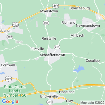 Schaefferstown,pa- map, population, zip codes, coutnies, area codes, time zones, households, income, news, weather, metro areas, local time at localistica.com