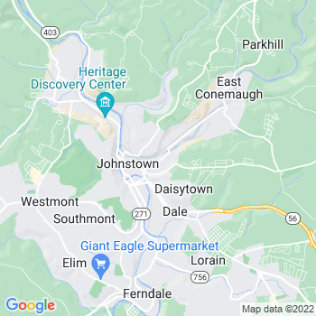 15901 Johnstown,PA- map, population, zip codes, coutnies, area codes, time zones, households, income, news, weather, metro areas, local time at localistica.com