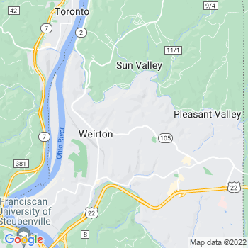 26062 Weirton,WV- map, population, zip codes, coutnies, area codes, time zones, households, income, news, weather, metro areas, local time at localistica.com