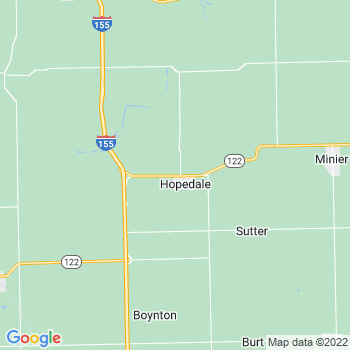 Hopedale,il- map, population, zip codes, coutnies, area codes, time zones, households, income, news, weather, metro areas, local time at localistica.com