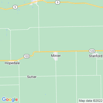 Minier,il- map, population, zip codes, coutnies, area codes, time zones, households, income, news, weather, metro areas, local time at localistica.com