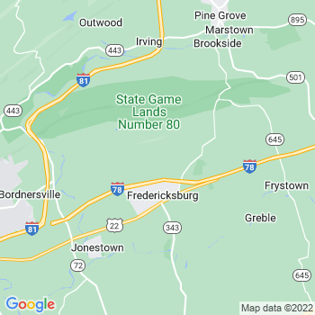 Fredericksburg,pa- map, population, zip codes, coutnies, area codes, time zones, households, income, news, weather, metro areas, local time at localistica.com
