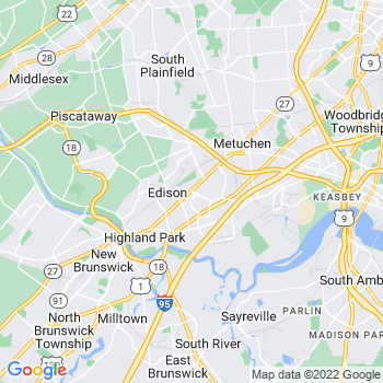 Edison,nj- map, population, zip codes, coutnies, area codes, time zones, households, income, news, weather, metro areas, local time at localistica.com