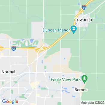 61761 Normal,IL- map, population, zip codes, coutnies, area codes, time zones, households, income, news, weather, metro areas, local time at localistica.com
