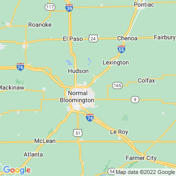 Bloomington Normal, IL- map, population, zip codes, coutnies, area codes, time zones, households, income, news, weather, metro areas, local time at localistica.com