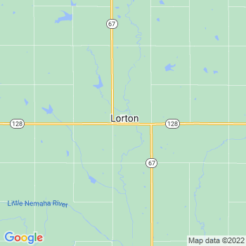 68382 Lorton,NE- map, population, zip codes, coutnies, area codes, time zones, households, income, news, weather, metro areas, local time at localistica.com