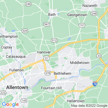Bethlehem,pa- map, population, zip codes, coutnies, area codes, time zones, households, income, news, weather, metro areas, local time at localistica.com