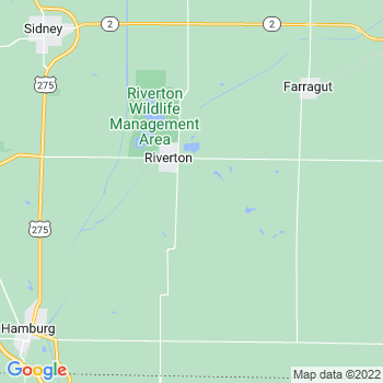 Riverton,ia- map, population, zip codes, coutnies, area codes, time zones, households, income, news, weather, metro areas, local time at localistica.com