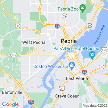 61602 Peoria,IL- map, population, zip codes, coutnies, area codes, time zones, households, income, news, weather, metro areas, local time at localistica.com