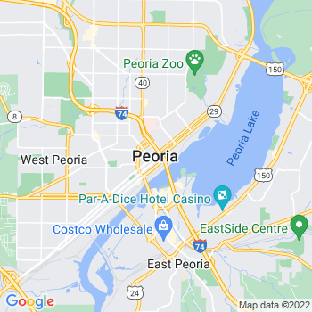 61656 Peoria,IL- map, population, zip codes, coutnies, area codes, time zones, households, income, news, weather, metro areas, local time at localistica.com