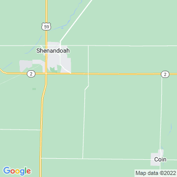 Shenandoah,ia- map, population, zip codes, coutnies, area codes, time zones, households, income, news, weather, metro areas, local time at localistica.com